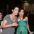 Cobie Smulders and Alyson Hannigan