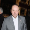 Kevin Spacey attends the launch party for the Victoria &amp; Albert Museum&#8217;s new theatre and performance galleries, which were opened by Sir Peter Hall and Labour&#8217;s new Culture Minister Barbara Follett at the Victor
