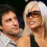 Howard K. Stern and Anna Nicole Smith in 2007
