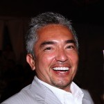 'Dog Whisperer' Cesar Milan at the BOW WOW WOW Animale Rescue Benefit in LA (July 2007)