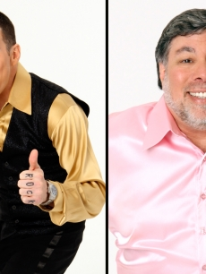 Steve-O and Steve Wozniak on 'Dancing With the Stars'