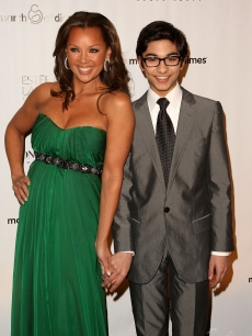Vanessa Williams and Mark Indelicato attend the March of Dimes 34th annual Beauty Ball