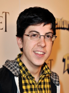 Christopher Mintz-Plasse arrives on the red carpet of &#8216;Adventureland&#8217; held at the Mann Chinese 6 Theater on March 16, 2009 in Hollywood, California