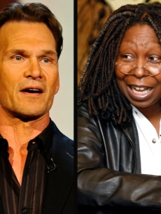 Patrick Swayze, Whoopi Goldberg