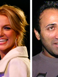 Britney Spears, Adnan Ghalib