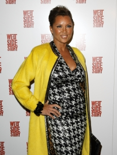 Vanessa Williams attends the opening night of 'West Side Story' on Broadway
