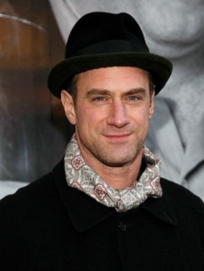 Christopher Meloni attends the Broadway opening of 'God Of Carnage' at Bernard Jacobs Theatre on March 22, 2009 in New York City