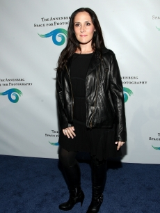 Ricki Lake arrives at the Annenberg Foundation's Space for Photography opening night gala on March 25, 2009 in Los Angeles