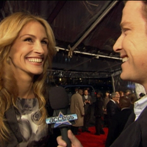 Julia Roberts - Access Extended: &#8216;Duplicity&#8217; NY Premiere