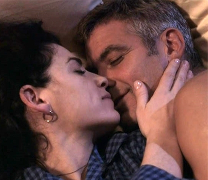 George Clooney & Julianna Margulies' Romantic 'ER' Return