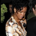 Rihanna sighting on March 18, 2009 in Hollywood