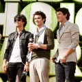 The Jonas Brothers step out at the 2009 Nickelodeon Kids' Choice Awards at UCLA