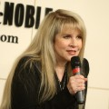 Stevie Nicks promotes her new live DVD in NYC, March 31, 2009