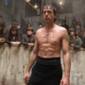Robert Downey Jr. shows off his beefed-up body in 'Sherlock Holmes'