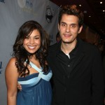 Jordin Sparks and John Mayer arrive at &#8216;One Splendid Evening&#8217; benefiting VH1 Save The Music Foundation