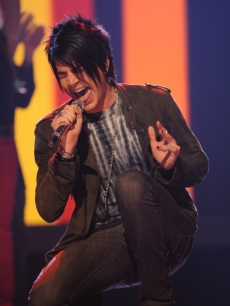 Adam Lambert on 'American Idol'