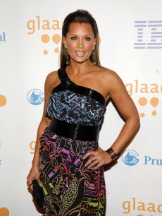 Vanessa Williams steps out in style at the 20th Annual GLAAD Media Awards at the Marriott Marquis in New York