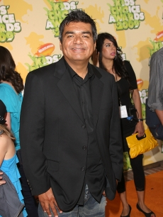 George Lopez smiles at the 2009 Nickelodeon Kids' Choice Awards at UCLA