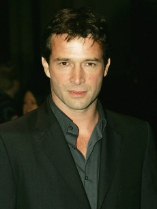 James Purefoy arrives at the Sky Movies Screening of 'Vanity Fair,' London 2004