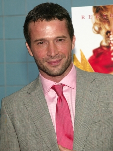James Purefoy attends a special screening of the film 'Vanity Fair' August 16, 2004 in New York City