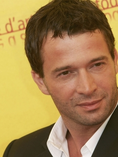James Purefoy in Venice 2004