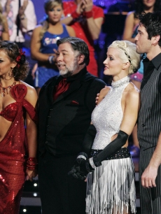 Karina Smirnoff, Steve Wozniak, Holly Madison and Dmitry Chaplin are eliminated from 'Dancing With the Stars'