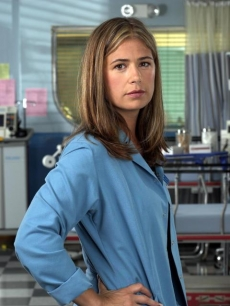 Maura Tierney as Dr. Abby Lockhart in ER