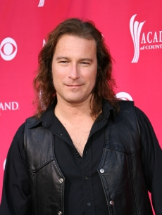 John Corbett arrives at the 41st Annual Academy Of Country Music Awards held at the MGM Grand Garden Arena on May 23, 2006 in Las Vegas, Nevada
