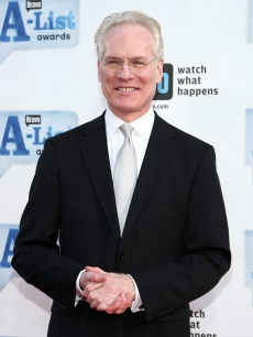 Tim Gunn smiles at Bravo's 2nd annual A-List Awards