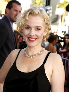 Penelope Ann Miller arrives to the 35th AFI Life Achievement Award tribute to Al Pacino held at the Kodak Theatre on June 7, 2007 in Hollywood