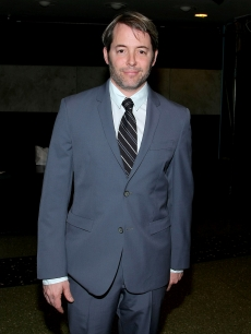 Matthew Broderick attends 'Take Me Back To Manhattan,' Roundabout Theatre Company's annual spring gala