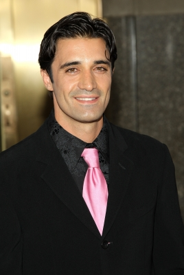 Gilles Marini attends the premiere of 'Sex and the City' at Radio City Music Hall on May 27, 2008 in New York City