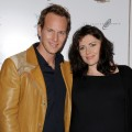 Patrick Wilson and Dagmara Dominczyk attend the 'Rock of Ages' Broadway opening night at the Brooks Atkinson Theatre on April 7, 2009 in New York City, New York
