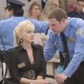 "Anna Faris and Seth Rogen in ""Observe and Report"""