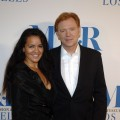 David Caruso and Liza Marquez at a Museum of Television and Radio event in October 2006