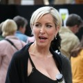 Heather Mills attends 'Viva! The Incredible Veggie Show' at the Royal Horticultural Halls in London, England