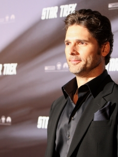 Eric Bana at the 'Star Trek' world premiere, Sydney, April 7, 2009