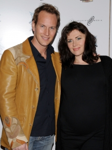 Patrick Wilson and Dagmara Dominczyk attend the &#8216;Rock of Ages&#8217; Broadway opening night at the Brooks Atkinson Theatre on April 7, 2009 in New York City, New York