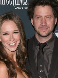 Jennifer Love Hewitt and Jamie Kennedy at the 14th Annual GenArt Festival April 7, 2009.
