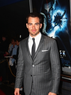 Chris Pine arrives on the red carpet for the premiere of 'Star Trek' at Sky City Cinemas on April 9, 2009 in Auckland, New Zealand
