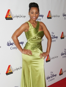 Anika Noni Rose attends the 36th annual Whitney M. Young, Jr. Awards Dinner in LA