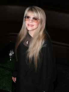 Stevie Nicks attends Stevie Nicks' 'The Soundstage Sessions' listening party at Greenhouse on April 2, 2009 in New York City