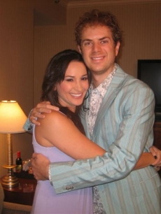 AccessHollywood.com's Laura Saltman and booted 'American Idol' Scott MacIntyre