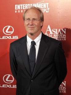 William Hurt at the Asian Film Awards in Hong Kong (March 23, 2009)