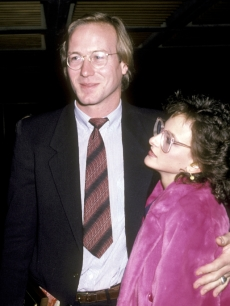 William Hurt and Marlee Matlin at the 1986 D.W. Griffith Awards