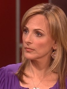 Marlee Matlin chats with Access Hollywood (April 2009)