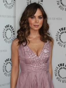 Eliza Dushku attends the 'Dollhouse' event at the ArcLight Cinemas on April 15, 2009 in Hollywood