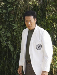 Dr. Marvin Candle (Francois Chau) on Season 5 of &#8220;Lost&#8221;