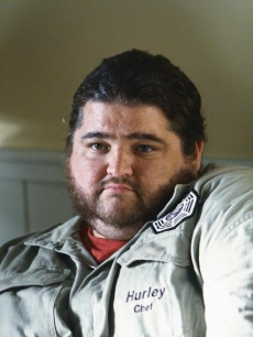 Hurley (Jorge Garcia) on Season 5 of &#8220;Lost&#8221;