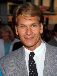 Patrick Swayze in 1991